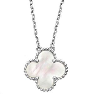 Jewelry - Four Leaf Clover Sterling Silver Necklace